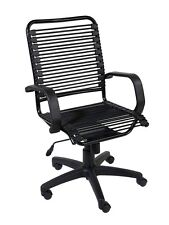 Original High Back Height Adjustable Tilt Black Bungie Bungee Desk Task Chair