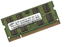2gb di RAM ddr2 memoria RAM 800 MHz Samsung N series NETBOOK n310-ka06 pc2-6400s