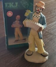 Emmett Kelly Squeeze Play Figurine With Box 9900F