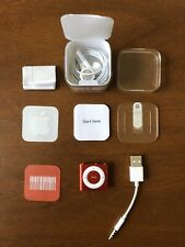 Ipod Shuffle Red Edition Nuovo Intatto