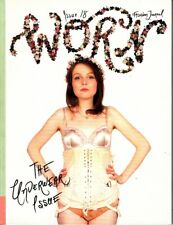 Worn Fashion Journal The Hair Issue 18 The Underwear Issue History Will Munro
