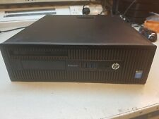 HP ELITEDESK 800 G1 G3220 3.0GHZ SFF 8GB 128GB SSD + 500GB WIRELESS DESKTOP PC
