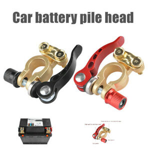 Car Battery Pile Head Universal Terminal Disconnect Switch Link Power Connection