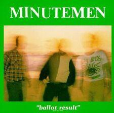 Minutemen - Ballot Results [New Vinyl]