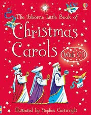 """VERY GOOD"" Little Book of Christmas Carols, Stephen Cartwright, Book"