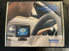 BRAND NEW Genuine Nokia CK-15W Bluetooth Display Hands Free Car Kit - Rare