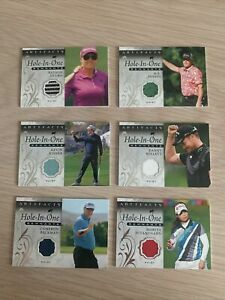 2021 Upper Deck Artifacts Lot Of 6 Cards