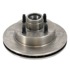 Disc Brake Rotor and Hub Assembly Front IAP Dura BR5417
