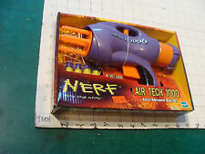 UNUSED MIB ----NERF air tech 1000, NEVER REMOVED FROM BOX 2003 PURPLE