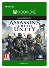 ASSASSIN'S CREED UNITY XBOX ONE FULL GAME DIGITAL DOWNLOAD KEY