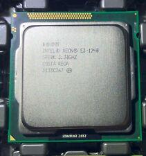Intel Xeon E3-1240 3.3 GHz 8MB Quad Core CPU LGA1155