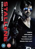 Sylvester Stallone Box Set [DVD] [2011]