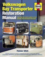 Volkswagen Transporter VW Camper Van Restoration Manual Buyer's Guide H5245 NEW