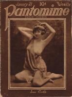 Pantomime Magazine 16 Nouveau Riche Issues Non Censored On USB