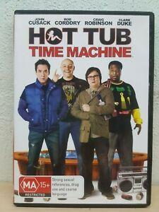 Hot Tub Time Machine DVD - Region 4 COMEDY John Cusack