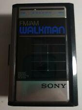 Sony Walkman Fm/Am stereo radio & cassette player.