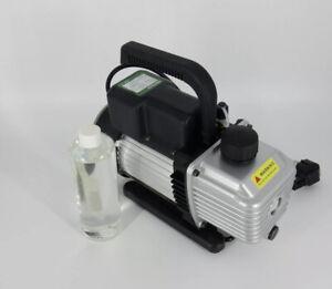 Pompe à vide professionnelle frigoriste climatisation 71L/min