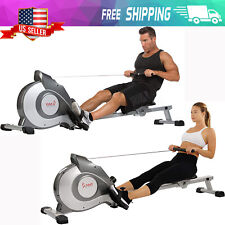 Sunny Health Fitness Magnetic Tension System Rower Rowing Machine SF-RW5515 NEW