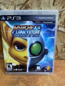 Ratchet And Clank Future: A Crack In Time Ps3 complete