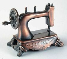 Sewing Machine Die Cast Metal Collectible Pencil Sharpener