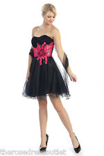 Formal / Prom Dress with Corset Back