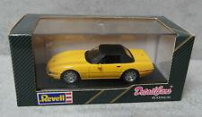 Corgi Detail Cars Platinum ART 212 Chevrolet Corvette ZR1 Soft Top Yellow 1:43