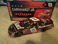 Dale Earnhardt Jr. Color Chrome 2006 #8 NASCAR Diecast Car 1/24 - Only 288 Made!