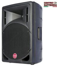 "MONTARBO DUETTO 12A HI-Power CASSA AMPLIFICATA ATTIVA AUDIO DJ LIVE 12"" 1000W"
