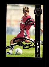 Jan Heintze Bayer Leverkusen Panini Card  Original Signiert+ A 158180