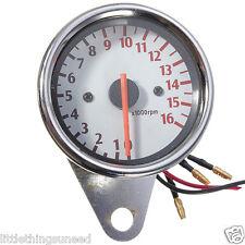 motorcycle,chrome,mini,tachometer,rev counter,Chop,trike,project,honda,suzuki,