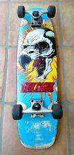 "Tony Hawk chicken skull signature series complete 30"" Conehead skateboard"