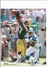 Green Bay Packers Robert Brooks Signed Photo w/ COA