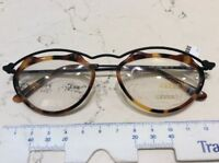 Zeiss 4741 8200 51-16 occhiale vista vintage nuovo celluloide tartarugato