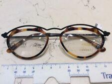 Zeiss 4741 8200 51-16 lunettes de vue vintage celluloïd écaille de tortue