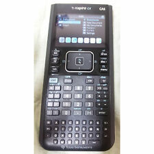 TEXAS Instruments TI-nspire CX CAS Engineering Calculator + TI AC Adapter 220V