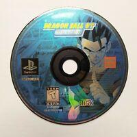 Dragon Ball GT Final Bout  BANDAI Sony PlayStation 1 PS1 PSX 1997 1ST PRINT