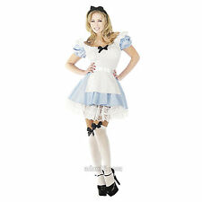 Womens Halloween Costumes Fancy Dress Up Sailor Cowgirl Dorothy Oz Sizes XS-XL