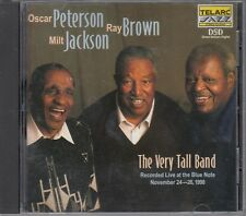 The Very Tall Band: Live at the Blue Note by Oscar Peterson & the Very Tall Band