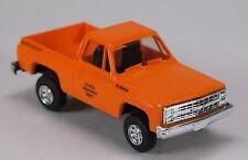 HO 1/87 Trident # 1016 Chevrolet 4 x 4 Blazer Pick-Up Truck - State Hwy. Dept