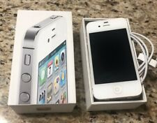 Nearly MINT Single Owner Apple iPhone 4s 32GB White Unlocked A1387