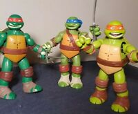 Teenage Mutant Ninja Turtles Ooshies série 1 Rocksteady RARE NOUVEAU