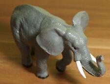 Kunststofffigur großer Elefant Elephant L=16cm H=9m Aufstellfigur