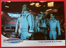THUNDERBIRDS (The 2004 Movie) - Card#44 - The Hood's Evil Plan - Cards Inc 2004