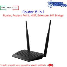 Router Wi Fi Multi Funzione 300 Mbps