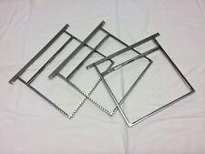 "8X10"" Kodak stainless steel developping hangers- Lot of 3"