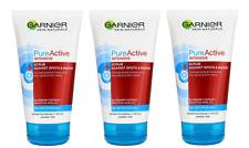 Garnier Skin Naturals Pure Active Intensive Scrub Against Spots & Marks 3x 150ml