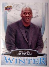 2016 Upper Deck Winter Michael Jordan #W1, Rare Insert, Bulls, HOF, Sharp Card!