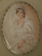 PRINCESS DIANA Collector Plate #1 THE PEOPLE'S PRINCESS Queen of Our Hearts