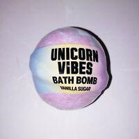 Victoria Secret PINK Bath Bomb Unicorn Vibes Vanilla Sugar 4.6 oz