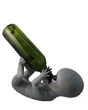 Area 51 Alien Wine Holder -Perfect gift for UFO enthusiast